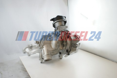 Turbo 04L253010 2,0 TDI VW SKODA