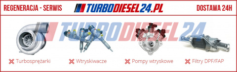 Turbosprężarka BV39/0047 Ford Galaxy 1.9TDI VW