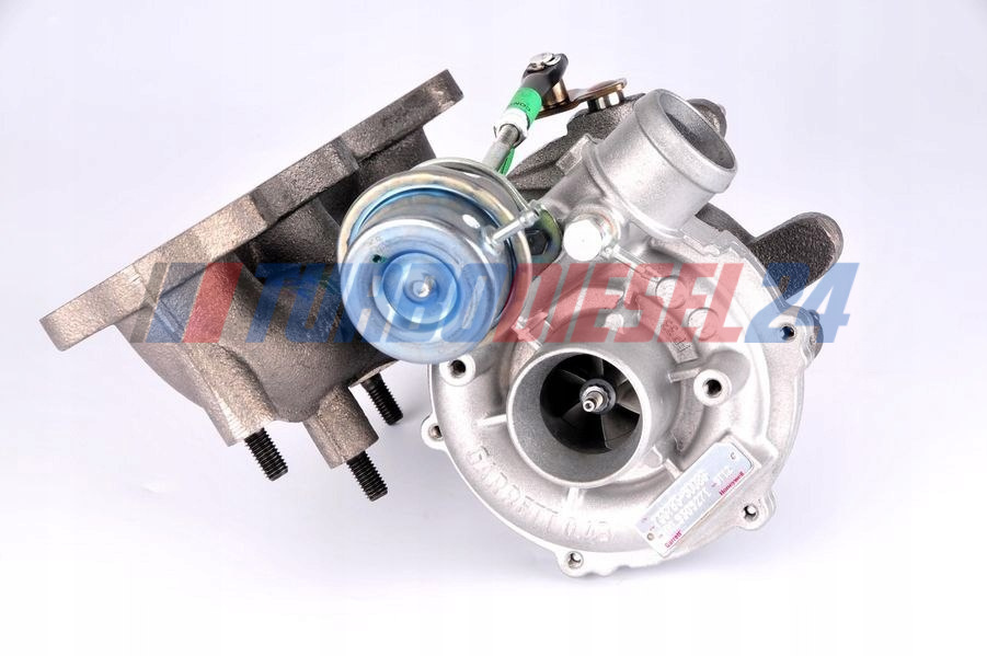 Turbo 733783 AUDI A2 1.4 SEAT VW POLO SKODA