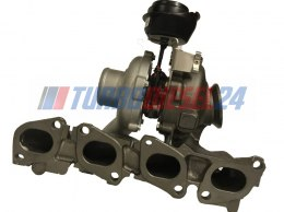 Turbocharger 755046