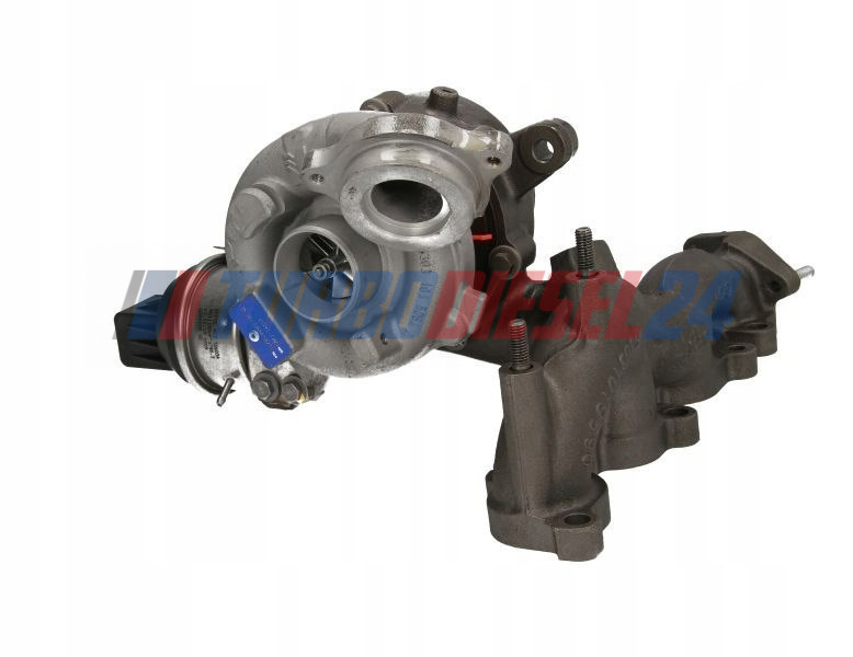 TURBO 53039880205 AUDI SKODA VW